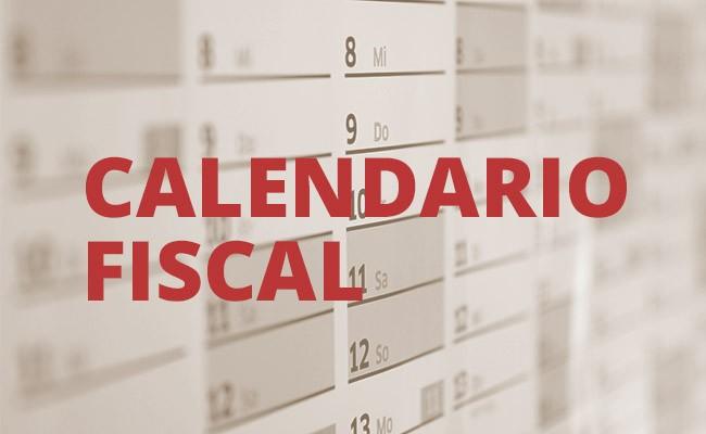 Aeat Calendario Del Contribuyente 2019.Calendario Contribuyente 2019 Aeat Vidra Associats